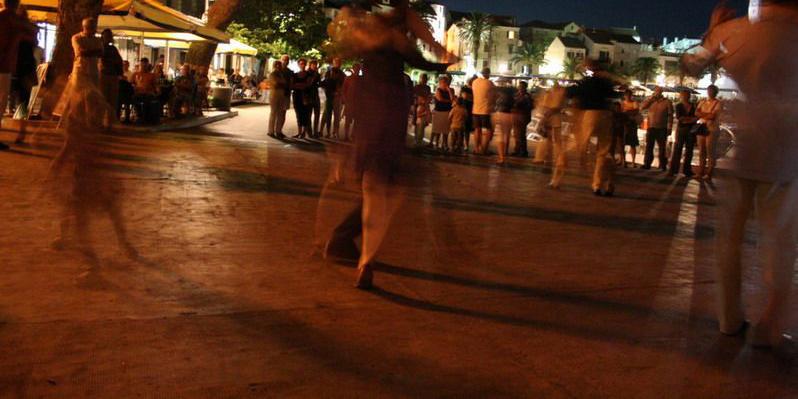 Tango at our Holistic Retreat